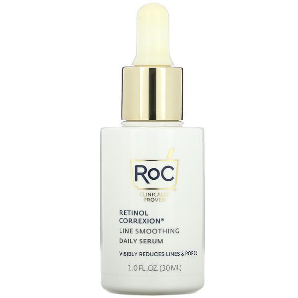 Retinol Correxion Line Smoothing Daily Serum, 1 fl oz (30 ml)