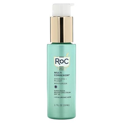 RoC Multi Correxion, Hydrate + Plump Moisturizer, SPF 30, 1.7 fl oz (50 ml)