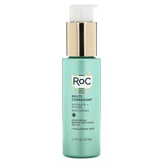 RoC, Multi Correxion, Hydrate + Plump Moisturizer, SPF 30, 1.7 fl oz (50 ml)