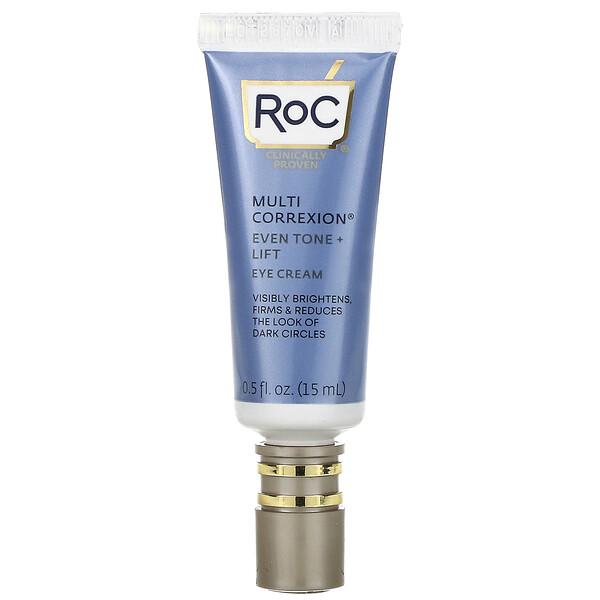 RoC, Multi Correxion 5 in 1 Eye Cream, 0.5 fl oz (15 ml)