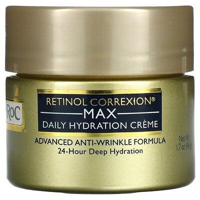 Купить RoC Retinol Correxion, Max Hydration Cream, 1.7 oz (48 g)