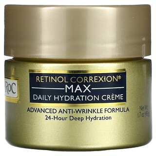 RoC, Retinol Correxion, Max Daily Hydration Creme, 1.7 oz (48 g)