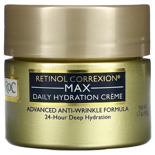 Retinol Correxion, Max Hydration Cream, 1.7 oz (48 g)