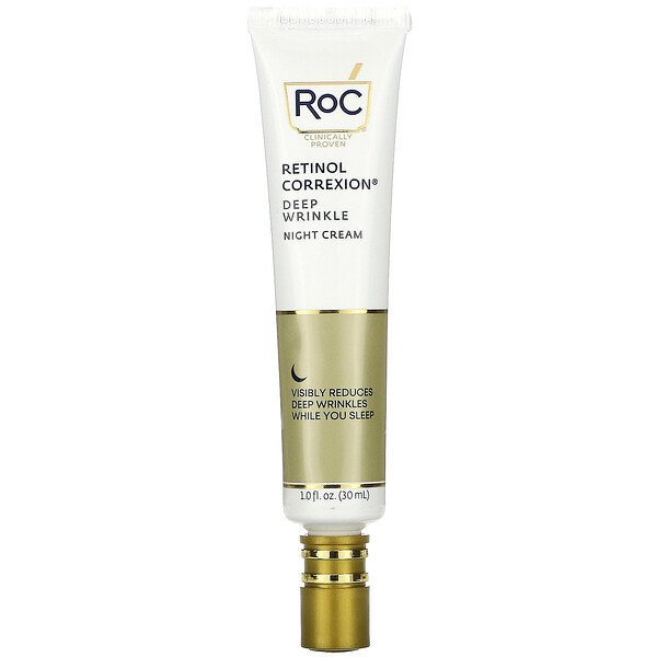 Retinol Correxion, Deep Wrinkle Night Cream, 1 fl oz (30 ml)