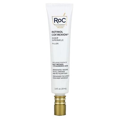 RoC Retinol Correxion, Deep Wrinkle Filler, 1 fl oz (30 ml)