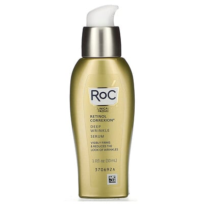 RoC Retinol Correxion Deep Wrinkle Serum, 1 fl oz (30 ml)