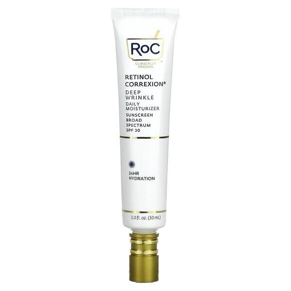 Retinol Correxion, Deep Wrinkle Daily Moisturizer, SPF 30, 1 fl oz (30 ml)