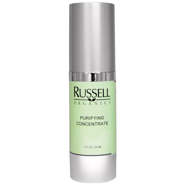 Russell Organics, Purifying Concentrate, 1 fl oz (30 ml) (Discontinued Item)