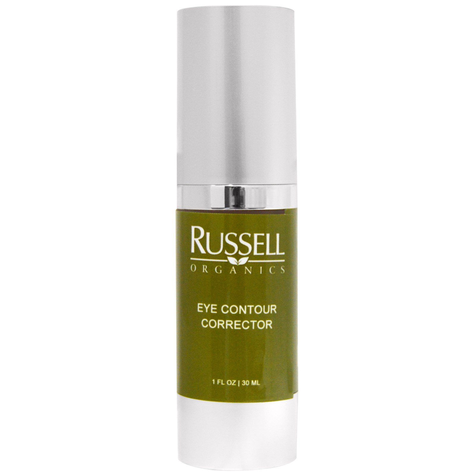 Russell Organics, Корректор контура век, 1 унция (30 мл)