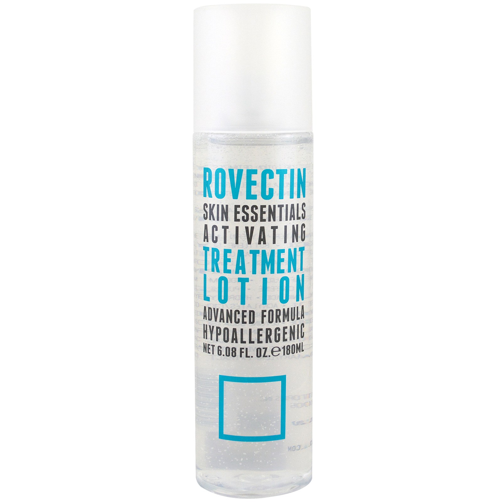 Rovectin Skin Essentials Activating Treatment Lotion 608 Fl Oz Humphrey Care Activated Charcoal Bodywash 500ml 180 Ml