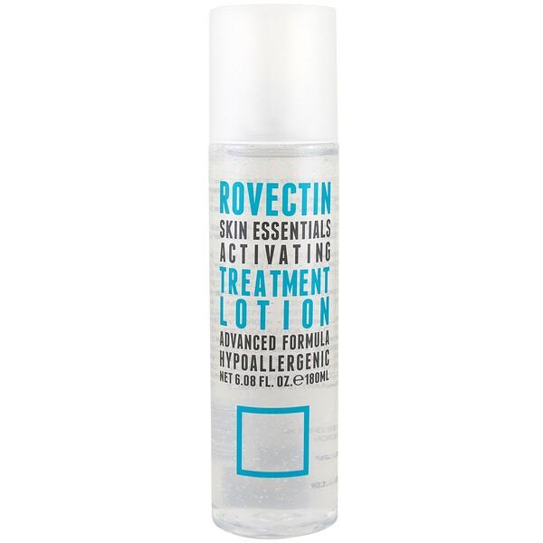Rovectin, Skin Essentials Activating Treatment Lotion, 6.08 fl oz (180 ml) (Discontinued Item)