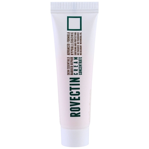 Rovectin, Skin Essentials Barrier Repair Cream Concentrate, 0.33 fl oz (10 ml) (Discontinued Item)