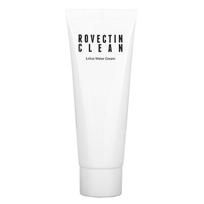 Купить Rovectin Clean Lotus Water Cream, 2.1 fl oz (60 ml)