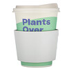 Repurpose, 12 oz Cups with Lids + Sleeves, 12 Count
