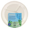 """Repurpose, Heavy Duty, 10"""" Sectional Plates, 20 Count"""