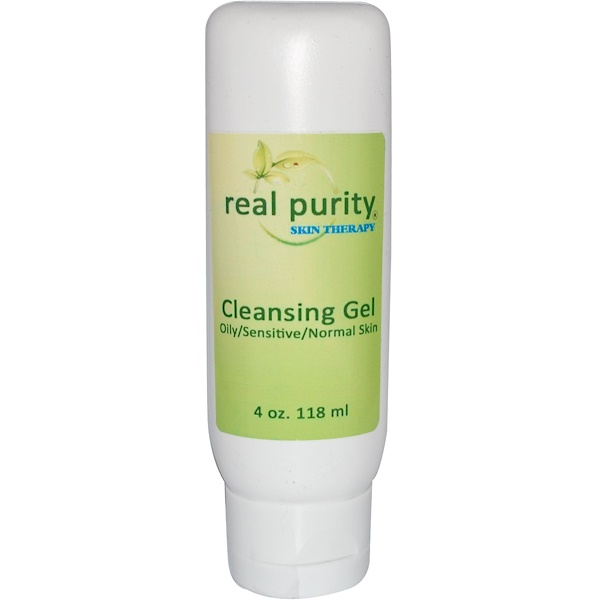 Real Purity, Cleansing Gel, 4 oz (118 ml) (Discontinued Item)