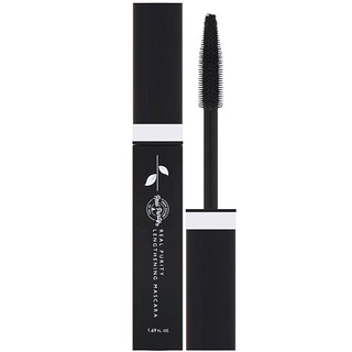 Real Purity, Lengthening Mascara, Black, 1.69 fl oz