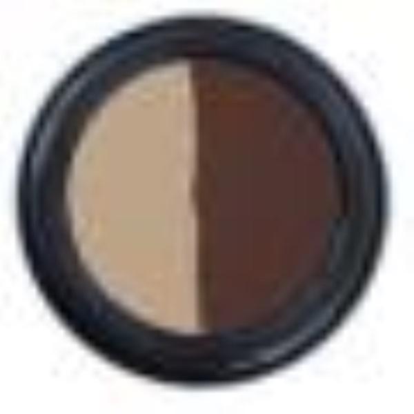 Real Purity, Eyeshadow Duo, Vanilla / Mocha (Discontinued Item)
