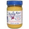 Really Raw Honey, ハチミツ, 1ポンド(453 g)