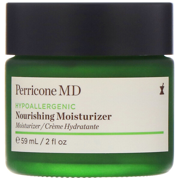 Perricone MD, Hypoallergenic, Nourishing Moisturizer, 2 fl oz (59 ml) (Discontinued Item)