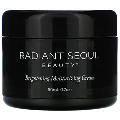 Radiant Seoul, Crema humectante iluminadora, 50ml (1,7oz)