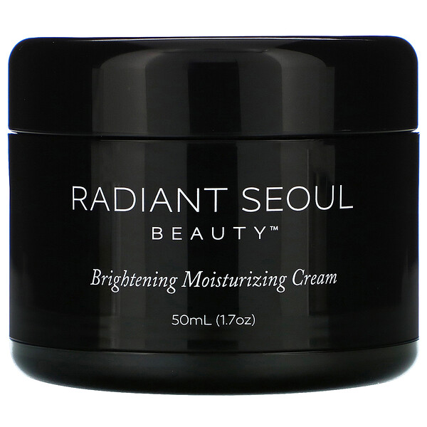 Radiant Seoul, Brightening Moisturizing Cream, 1.7 oz (50 ml)