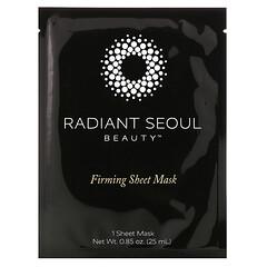 Radiant Seoul, тканевая маска для упругости кожи, 1шт., 25мл (0,85унции)