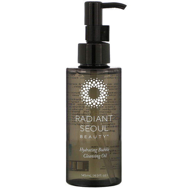 Radiant Seoul, Hydrating Bubble Cleansing Oil, 4.9 fl oz (145 ml)