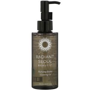 Radiant Seoul, Hydrating Bubble Cleansing Oil, 4.9 fl oz (145 ml) отзывы покупателей