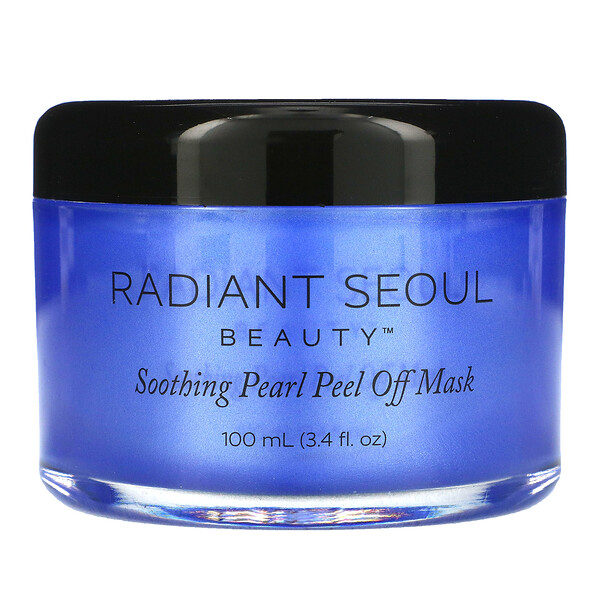 Soothing Pearl Peel Off Beauty Mask, 3.4 fl oz (100 ml)