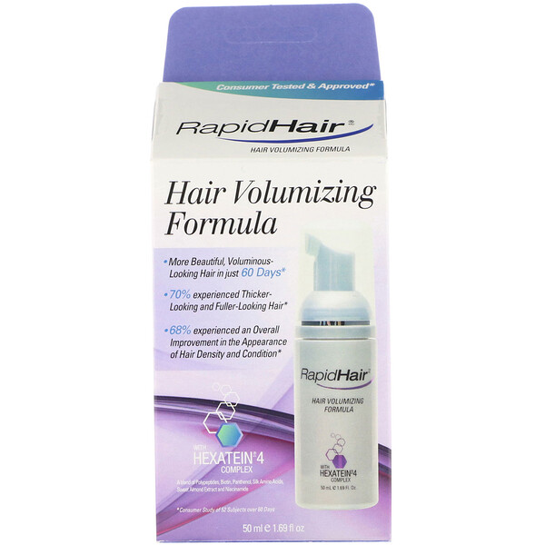 RapidLash, Hair Volumizing Formula, 1.69 fl oz (50 ml)