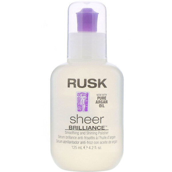 Rusk, Sheer Brilliance, Smoothing And Shining Polisher, 4.2 fl oz (125 ml)
