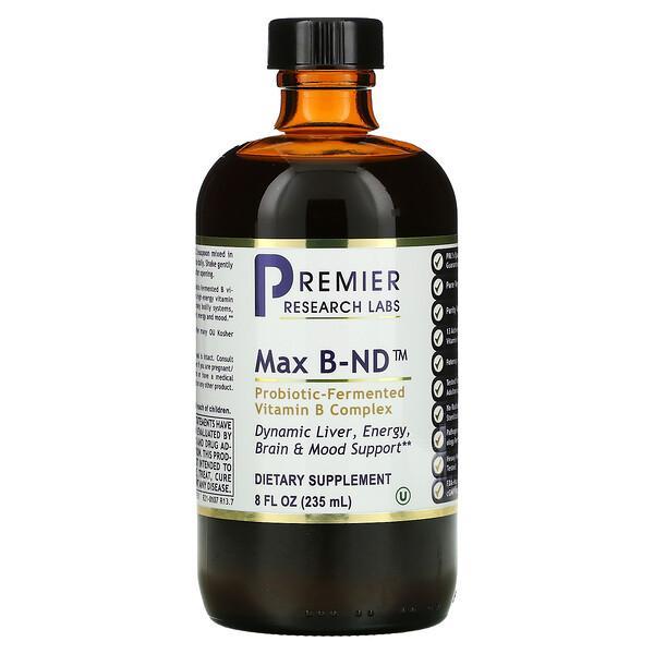 Max B-ND, 8 fl oz (235 ml)