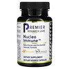 Premier Research Labs, Nucleo Immune, 90 Plant-Source Capsules