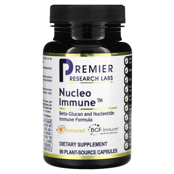 Nucleo Immune, 90 Plant-Source Capsules