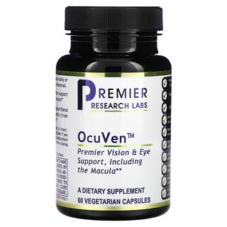 Premier Research Labs, OcuVen,60 粒素食膠囊