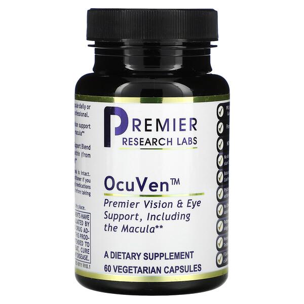 OcuVen,60 粒素食膠囊