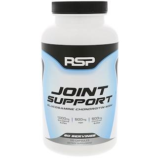 RSP Nutrition, 関節サポート、180カプセル