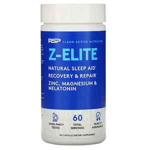 Z-Elite, Natural Sleep Aid, 180 Capsules отзывы