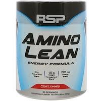 AminoLean, Weight Management + Energy Formula, Fruit Punch, 8.25 oz (234 g) - фото