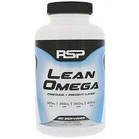 Lean Omega, Omegas+Weight Loss, 120 Softgels - фото