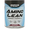 RSP Nutrition, AminoLean, Weight Management + Energy Formula, Blackberry Pomegranate, 8.25 oz (234 g)