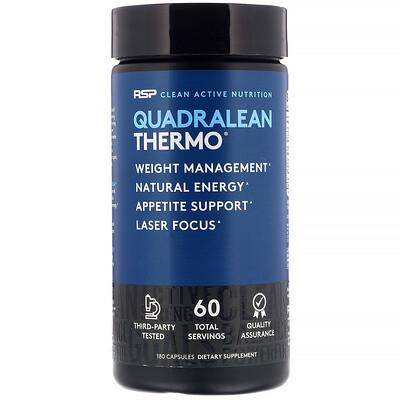 Quadralean Thermo, 180 капсул