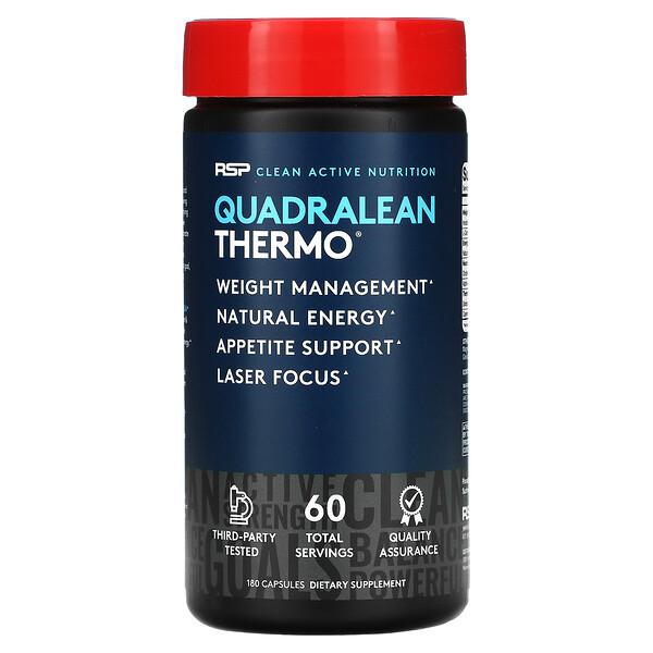QuadraLean Thermo, 180 Capsules