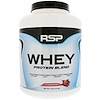RSP Nutrition, Whey Protein Blend, Strawberry, 4 lbs (1.81 kg)