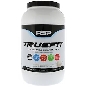 RSP Nutrition, TrueFit, Lean Protein Shake, Gourmet Vanilla Milkshake, 1.96 lbs (893 g) отзывы