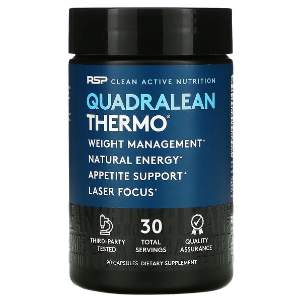QuadraLean Thermo, 90 Capsules