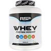 RSP Nutrition, مسحوق بروتين مصل اللبن، الفانيليا، 4.6 باوند (2.09 كغ)