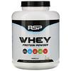 RSP Nutrition, مسحوق بروتين مصل الحليب، بالفانيليا، 4,6 رطل (2,09 كجم)