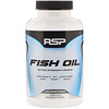 RSP Nutrition, Fish Oil Extra Strength Omega, 120 Softgels